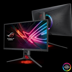 Asus ROG Strix XG248Q Gaming Monitor – 24 inch (23.8 inch viewable) FHD (1920x1080), Native 240Hz, 1ms, Adaptive-Sync(FreeSync™)