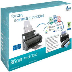 IRIScan Pro 3 Cloud Mobile Scanner